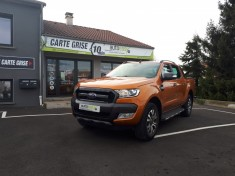 FORD RANGER 3.2 WILDTRACK  DOUBLE CABINE  16000K