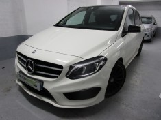 MERCEDES CLASSE B 200 CDI FASCINATION 7GDCT TO AMG