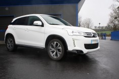CITROEN C4 AIRCROSS 1.6 HDI 115 EXCLUSIVE 4X2