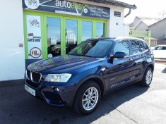 BMW X3 2.0 D 184 CONFORT XDRIVE 4X4