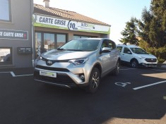 TOYOTA RAV4 DYNAMIC D-4D 143  1°MAIN - FRANCE