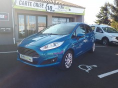 FORD FIESTA 1.5 TDCI 75 EDITION 1°MAIN ORIGINE FR
