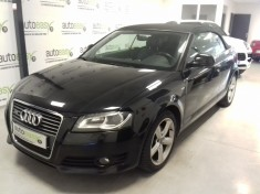 AUDI A3 CABRIOLET 2.0 TDi 140 Ch S-Line