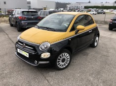 FIAT 500 1.2 LOUNGE 69 CH BI COLOR GPS