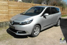 RENAULT SCENIC DCI 110 BUSINESS 7 PLACES EDC CUIR