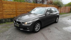 BMW SERIE 3 318D TOURING 143 BUSINESS + CUIR