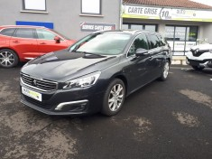 PEUGEOT 508 2.0 HDI 150 ALLURE  DETECT. ANGLE MORT
