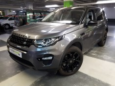 LAND ROVER DISCOVERY TD4 180 SPORT HSE LUXURY 7 pl