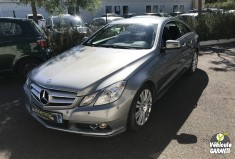 MERCEDES CLASSE E COUPE E220 CDI Blue Efficiency