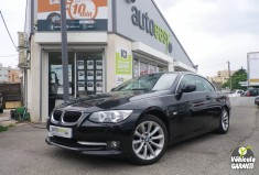 BMW SERIE 3  320d 2.0 d 184 LUXE CABRIOLET