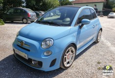 ABARTH 500 1.4 Turbo T-Jet 160 595c Turismo BVA