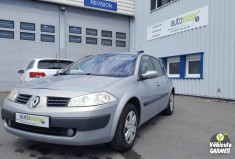 RENAULT MEGANE II 1.9 dCi 120 ch Exception