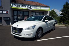 PEUGEOT 508 SW 2.0 HDI 163 CH ALLURE GPS TOIT PANO
