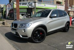 BMW X3 F25 XDRIVE 20D 184 LUXE