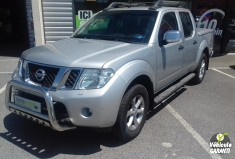 NISSAN NAVARA 2.5 DCI 190 CH Double Cabine LE