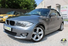 BMW SERIE 1 118d cabriolet LUXE 143 CV