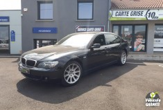 BMW SERIE 7 730D 231 CH 66700 KM LUXE