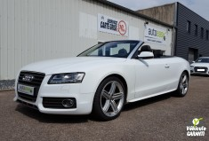 AUDI A5 Cabriolet 2.7 V6 TDI 190 ch S line Plus