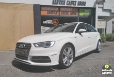 AUDI A3 Sportback 1.8 TFSI 180 ch Ambition Luxe