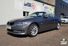 BMW SERIE 3 Cabriolet 320d 184 ch Luxe 73281 km