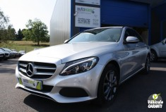 MERCEDES CLASSE C 220d EXECUTIVE BVM6 1ere Main