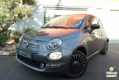 FIAT 500 1.2 69 CLUB Cuir GPS Toit Panoramique
