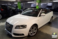 AUDI A3 1.8 TFSI 160 S LINE S TRONIC CABRIOLET