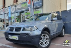 BMW X3 2.0 d 177 ch Luxe