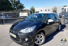 CITROEN DS3 1.6 VTI 120 CH SO CHIC