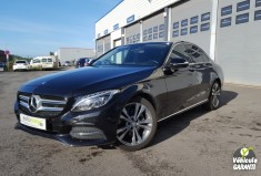 MERCEDES CLASSE C 220 BluTEC Fascination 7G-Tronic