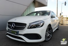 MERCEDES CLASSE A 220d FASCINATION AMG 177 gps