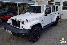 JEEP WRANGLER 2.8 CRD 200 UNLIMITED ARTIC BA