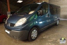 RENAULT TRAFIC II 2.0 DCI 115 COMBI LONG 9 PLACES