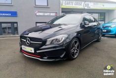 MERCEDES CLASSE CLA 220 CDI 177 CH FASCINATION AMG