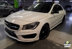 MERCEDES CLASSE CLA 200 1.6 i 156 FASCINATION AMG