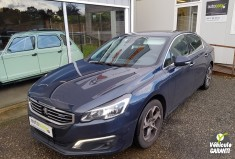 PEUGEOT 508 2.0 blue HDI 180 CV ALLURE EAT6