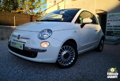 FIAT 500 1.2 69 LOUNGE + Pack  city + GPS Portable