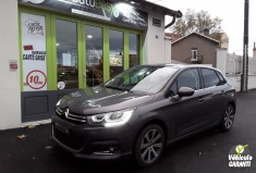 CITROEN C4 1.6 BLUEHDI 120 SHINE EAT6