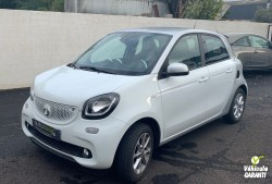 SMART FORFOUR II 1.0 S&S 71 cv Passion