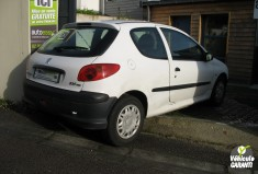 PEUGEOT 206 1.4 HDi 70 5 places