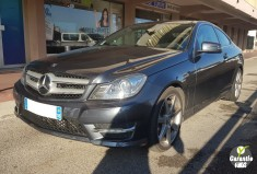 MERCEDES CLASSE C 220 CDI COUPE EXECUTIVE AMG