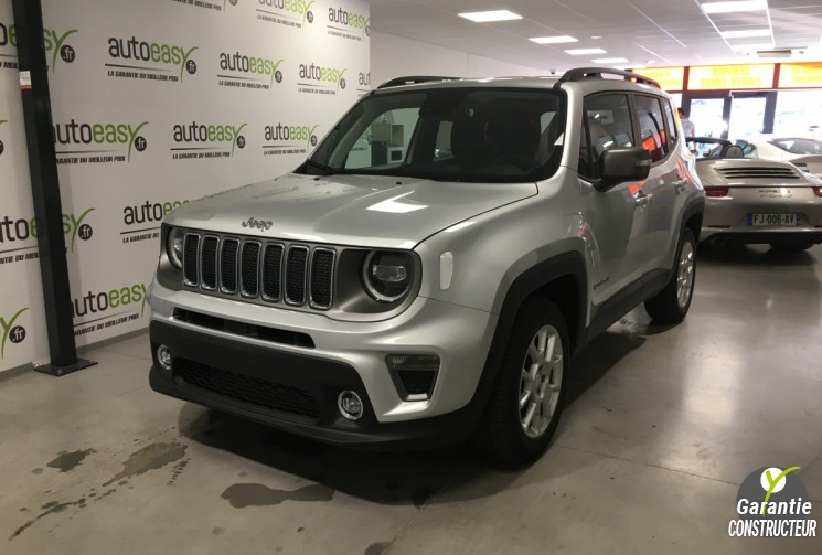 JEEP Renegade 1.3 GSE T4 150 DCT LIMITED 0km