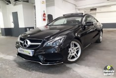 MERCEDES CLASSE E 220 CDI  COUPE PACK AMG 47650KMS