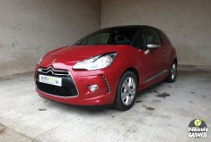 CITROEN DS3 1.6 vti 120  so chic 41000 klm 1° main