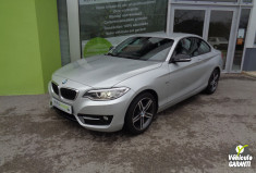BMW SERIE 2 COUPE 218D 143CH SPORT