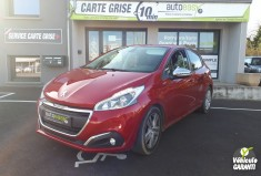 PEUGEOT 208 1.6 HDI 75 CH STYLE GPS