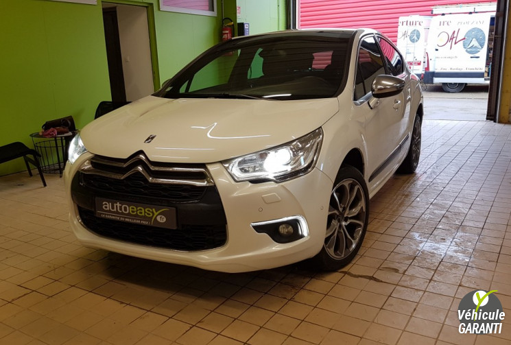 DS DS4 2.0 HDi 135 Executive