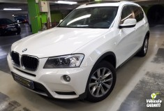 BMW X3 2.0 D 184 X DRIVE LUXE 83MKMS