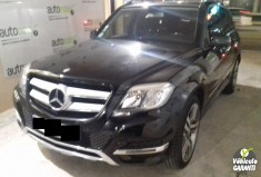 MERCEDES CLASSE GLK 200 CDi BLUEEFFICIENCY 142 Ch
