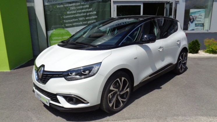 RENAULT SCENIC 1.3 TCE 140 CH EDC INTENS BOSE 0km